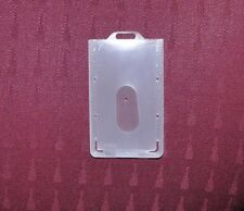 ID Card Holder Rigid Vertical