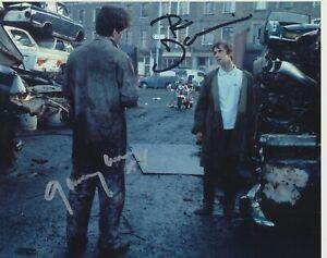"Phil Daniels and Garry Cooper signed 10"" x 8"" photograph - Quadrophenia - P070"