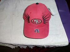San Francisco 49ers  vintage hat brand new very rare code  one piece