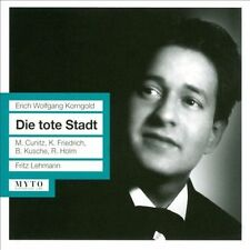 New: Richard Holm, Benno Kusche, Karl: Erich Wolfgang Korngold: Die tote Stadt I