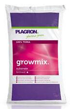 Plagron Grow Mix 50 Liter Erde vorgedüngt mit Perlite 50L (EN)