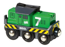 BRIO 33214 Freight Battery Engine Railway