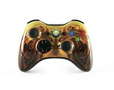 XBOX 360 MOD 13 MODE Rapid Fire Wireless Controller - Custom LEDs, Thumbs & More