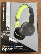 Monster iSport Bluetooth Freedom Headphones