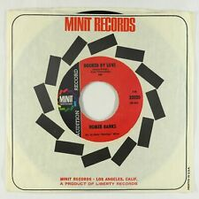 Northern/Deep Soul 45 - Homer Banks - Hooked By Love - Minit - mp3