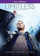Limitless: Season One (DVD, 2016, 6-Disc Set)
