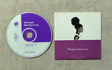 """CD AUDIO MUSIQUE / M PEOPLE """"MOVING ON UP"""" CD SINGLE 2T 1993"""