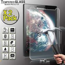 """2 Pack Tempered Glass Screen Protector for Lenovo Tab 2 A7-10 A7-10F 7.0"""" Tablet"""