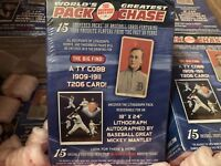 2017 Tristar Worlds Greatest Pack Chase Series 10 Baseball Mickey Mantle Auto?
