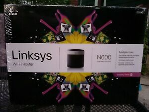 Linksys Dual Band Wi-Fi Router New Sealed E2500-NP N600 Free Shipping