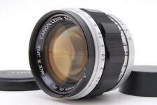 NEAR MINT Canon 50mm f/1.4 LTM L39 Leica Screw Mount Standard Lens From JAPAN
