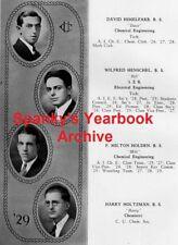 1929 New York City Cooper Union School Yearbook~Photos~History~Baseball~Frats~++