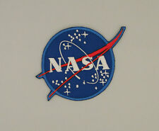 "PATCH TOPPA ""NASA"" RICAMATA cm 7 X 9 TERMOADESIVA"