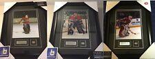 3 Hockey Frame Cadre Carey Price Ken Dryden Patrick Roy Montreal Canadiens photo