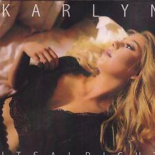 Karlyn-Its Alright cd single