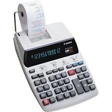 Canon P170DH 12-Digit Printing Calculator Black/Red Print 2.3 Lines/Sec P170DH3