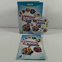 30 Great Games: Obstacle Arcade - Nintendo Wii U - PAL - Complete - Free P&P