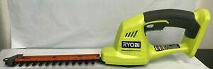 RYOBI P2900 18V Cordless Shear Shrubber Trimmer, GR M