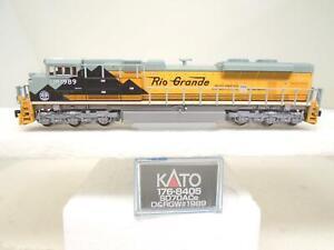 Kato N 176-8405, SD70ACe, D&RGW 1989, mb14