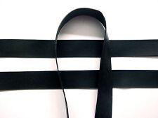 Latex Rubber Trim Strips .50mm, 10mm x 200cm, Black