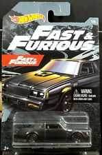 2019 Hot Wheels Fast & and Furious BUICK GRAND NATIONAL HTF HARD TO FIND NEW
