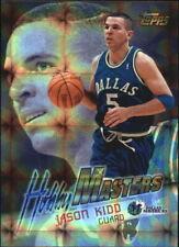 1996-97 Topps Hobby Masters #HM28 Jason Kidd - NM-MT