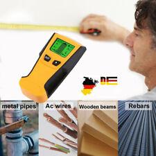 Stud Finder Metalldetektor Leitungssucher Kabelfinder Metall WandScanner Mess DE