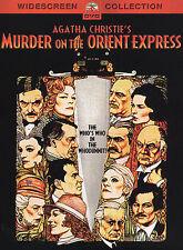 Murder on the Orient Express (DVD, 1974) ALBERT FINNEY