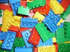 Lego Duplo 30 Stück 8er Bausteine Grundbausteine 2x4 Noppen Duplosteine Basic