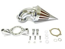 Luftfilter Kit Performance Spike Rocket Chrom für Harley Davidson Dyna