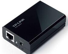 TP-Link TL-POE150 S Power over Ethernet PoE Single-Port Injector Weiß & Schwarz
