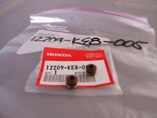 NOS Honda CB750 VF500 CB550 CB900 Valve Stem Seal Set ( QTY 2 ) 12206-KE8-005