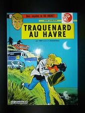 BD SEPTEMBRE 1994 - LE LOMBARD - RIC HOCHET / TRAQUENARD AU HAVRE