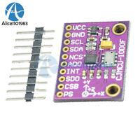 SPI/IIC MPU-9250+MS5611 High Precision 9-Axis 10DOF Altitude sensor Module