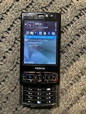 Nokia N95 -8gb - Black (Locked 3G Network)