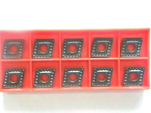 Wendeplatten CNMM 120408 RB, MT-CVD/CVD Beschichtung zum Schruppen  für Stahl