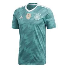 adidas DFB Deutschland Trikot Away WM 2018 Türkis M