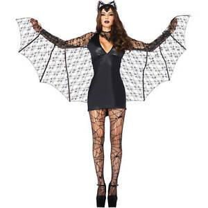 Moonlight Bat Vampire Costume | Medium