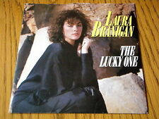 "LAURA BRANIGAN - THE LUCKY ONE   7"" VINYL PS"