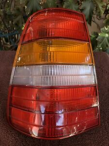 Mercedes-Benz w124 1988 300TE Estate Wagon Left Tail Light Used OEM #1248203164