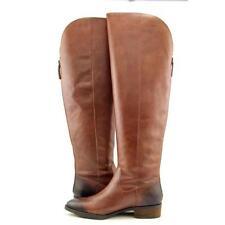 Botas de mujer marrón, talla 38