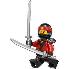 LEGO Ninjago Movie Spinjitzu Training Red Ninja Kai Minifigure (70606)