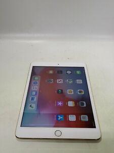 Apple iPad mini 3 128GB, Wi-Fi+4G(Unlk) 7.9in, Gold, Flip switch problem :IA292