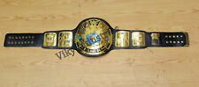 WWF Big Eagle Attitude Era World Heavyweight Championship Replica Belt AdultSize
