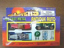 Antique Auto Die Cast Cars Set Mega Movers MT-022