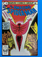 Amazing Spider-Man Annual 16 1st Appearence Captain Marvel Monica Rambeau NM 9.4
