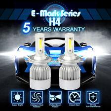 120W 12800lm 2 Sides LED Headlight Kit H4 HB2 9003 Hi/low beams HID 6000K  Bulbs