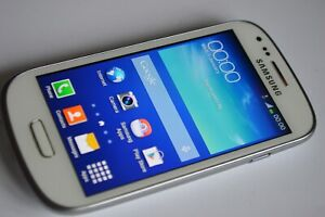 Samsung Galaxy S3 Mini I8200N - White (Unlocked) Smartphone (GRADE B)