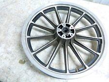 96 Harley Davidson XL 1200 Sportster front wheel rim