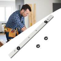 T-Track Miter Slot Slider Bar Table Saw Gauge Aluminium Alloy Woodworking Tool
